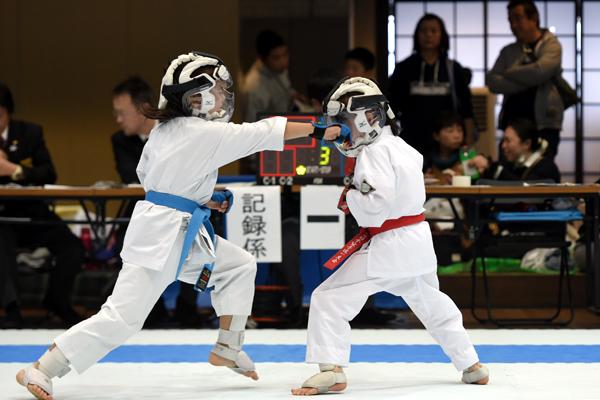 小学1・2年生女子決勝戦
